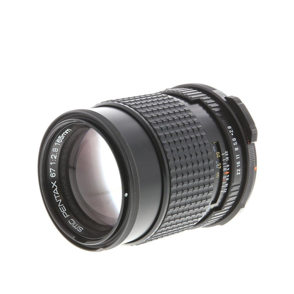 Pentax 67 Lens 165mm f/2.8