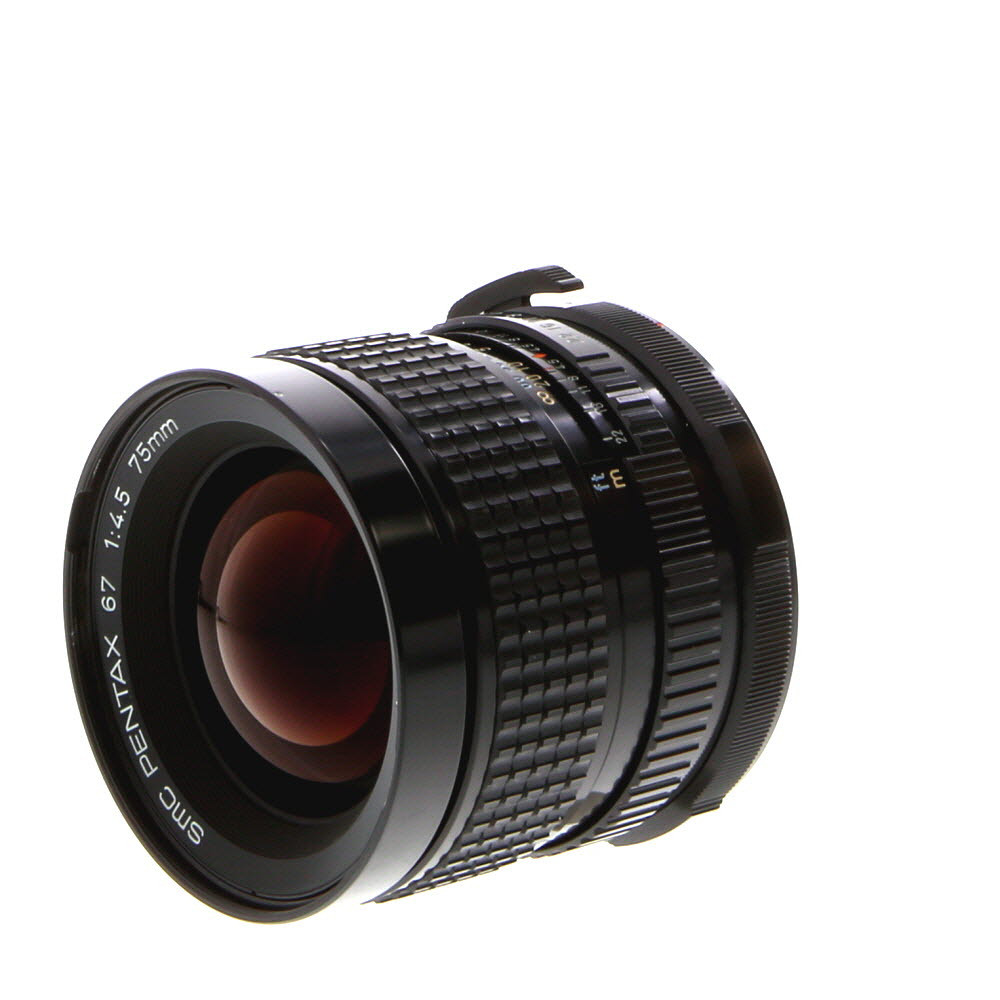 Pentax 67 Lens 75mm f/4.5