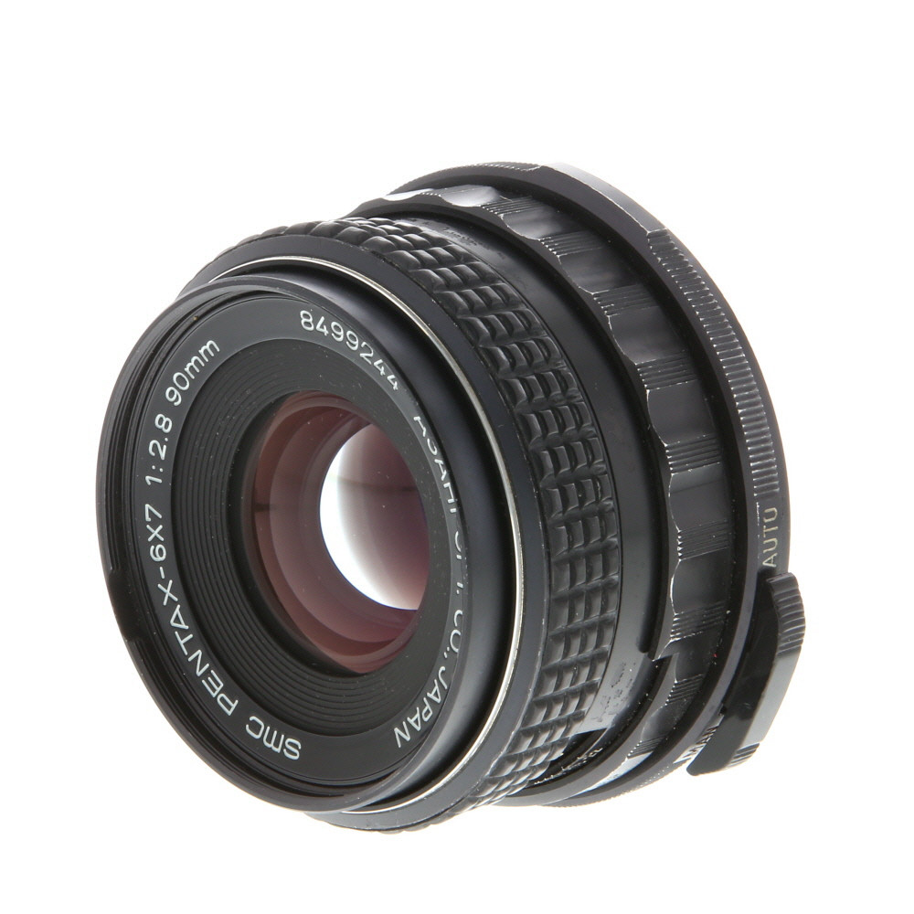Pentax 67 Lens 90mm f/2.8