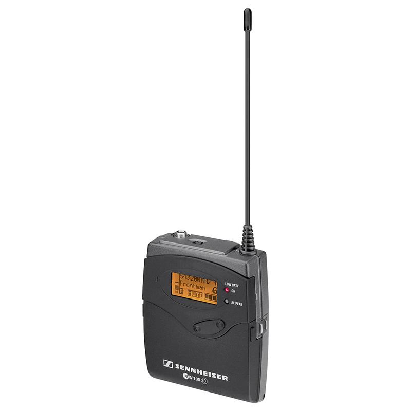 Sennheiser | Wireless Plug-In Kit | 566-608 MHz
