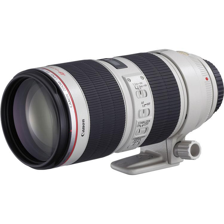 Canon Lens | EF 70-200mm f/2.8L IS USM II | Kit