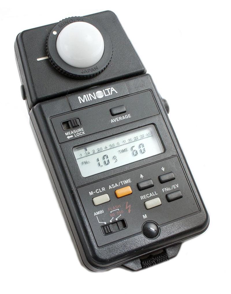 Minolta | Color Meter | IIIF | Kit