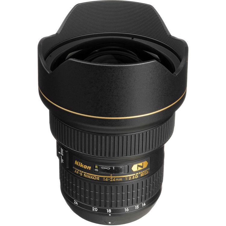 Nikon Lens | 14-24mm f/2.8G ED | Kit