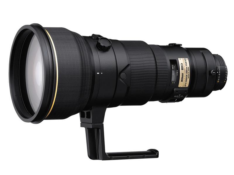 Nikon Lens | 400mm f/2.8D II | Kit