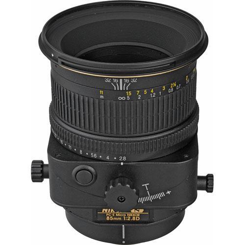 Nikon Lens | 85mm PC-E Micro f/2.8D | Kit