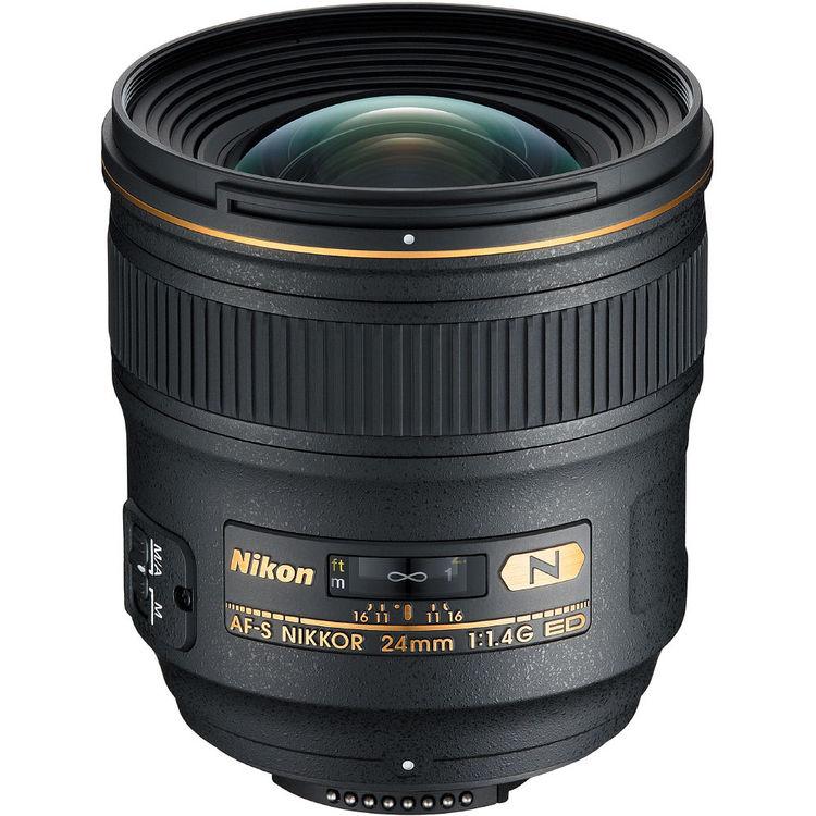 Nikon Lens | 24mm f/1.4G ED | Kit