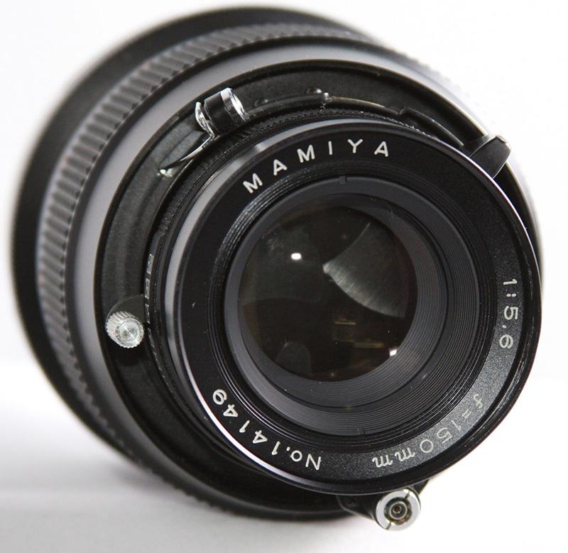 Polaroid | 600 SE | 150mm f/5.6