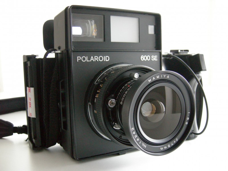 Polaroid Lens | 600SE | Viewfinder | 75mm