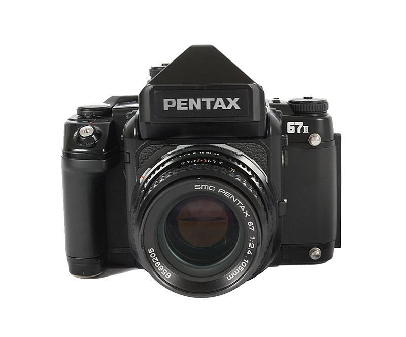 Pentax | 67II | Kit