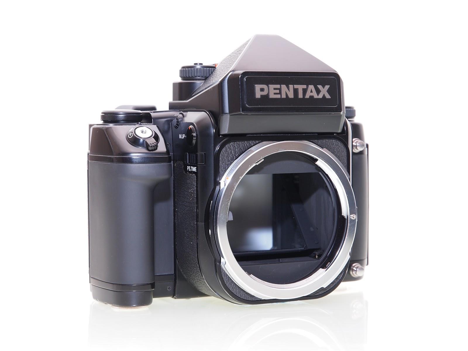 Pentax | 67II | Camera Body