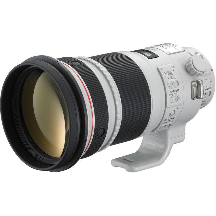 Canon Lens | EF 300mm f/2.8L IS II USM | Kit