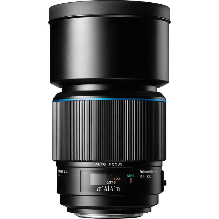 Phase One | 120mm Macro | LS | Blue Ring | Kit
