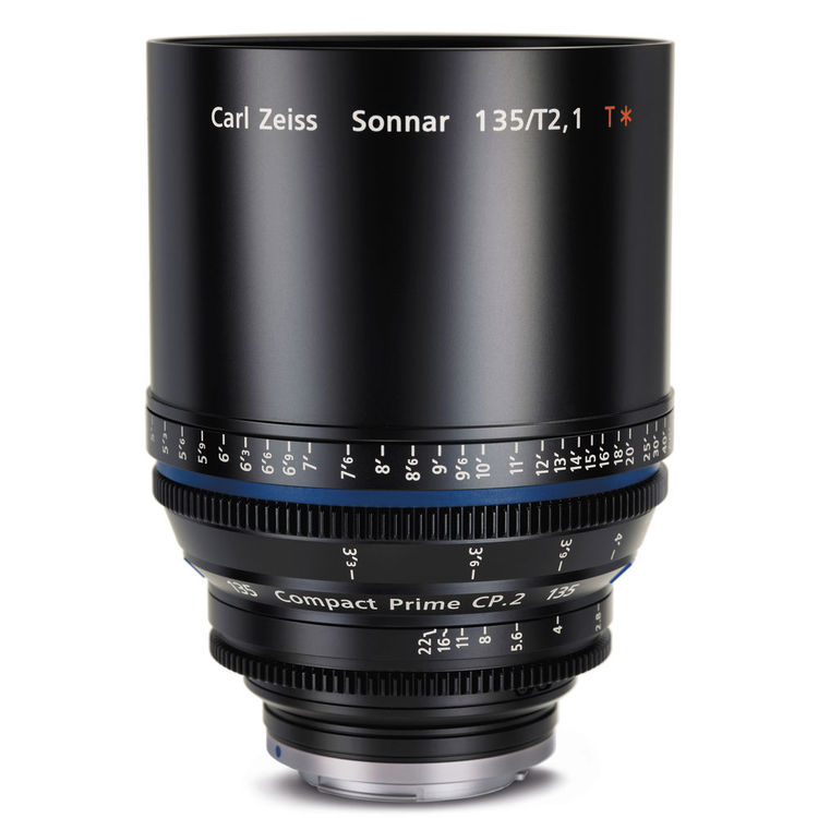 Zeiss | CP.2 | 135mm | T2.1 | PL | Kit