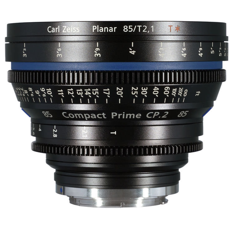 Zeiss | CP.2 | 85mm | T2.1 | EF | Kit