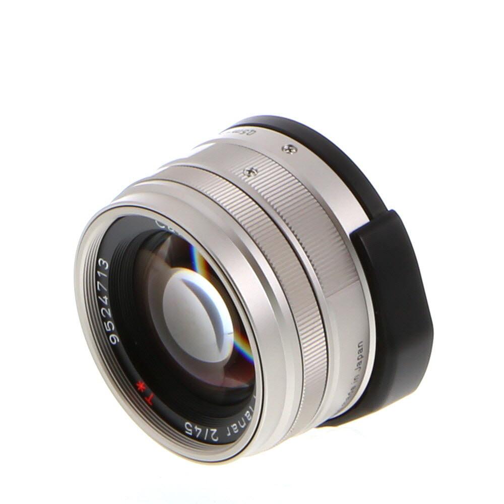Contax Lens G 45mm f/2.8 Zeiss T* Planar