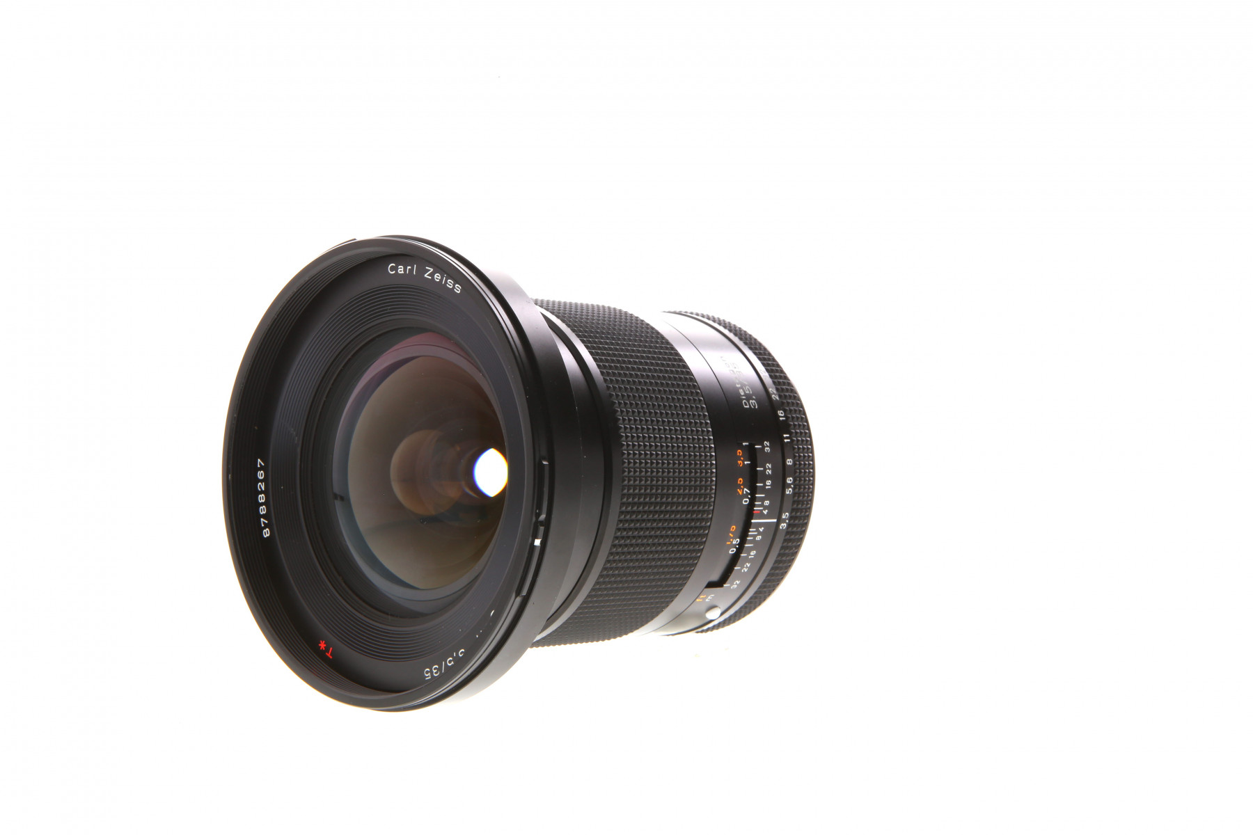 Contax Lens 35mm f/3.5 Zeiss T* Distagon for 645AF