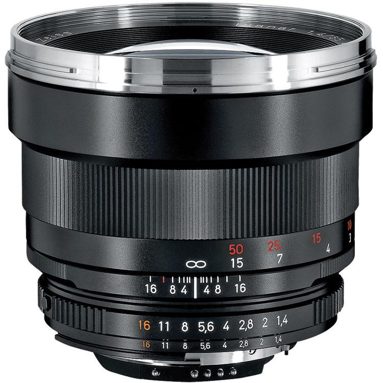 Zeiss Lens | 85mm f/1.4 | Nikon | Kit