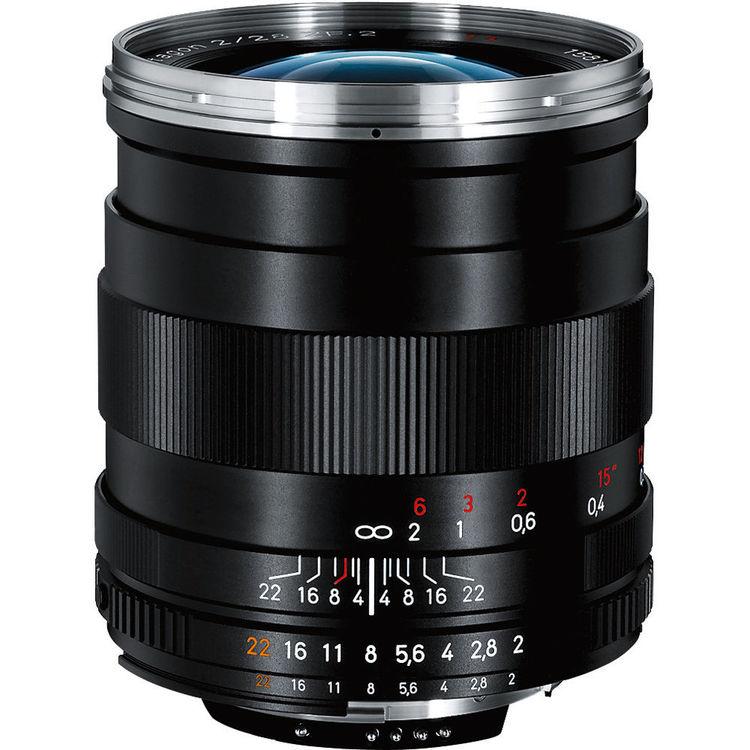 Zeiss Lens | 28mm f/2 | Nikon | Kit