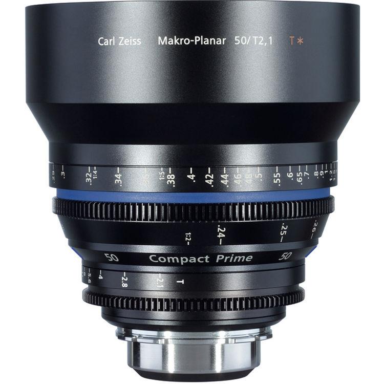 Zeiss | CP.2 | 50mm | T2.1 | Makro | EF | Kit