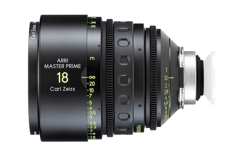 Zeiss | Master Prime 18mm T1.3 | PL | Kit
