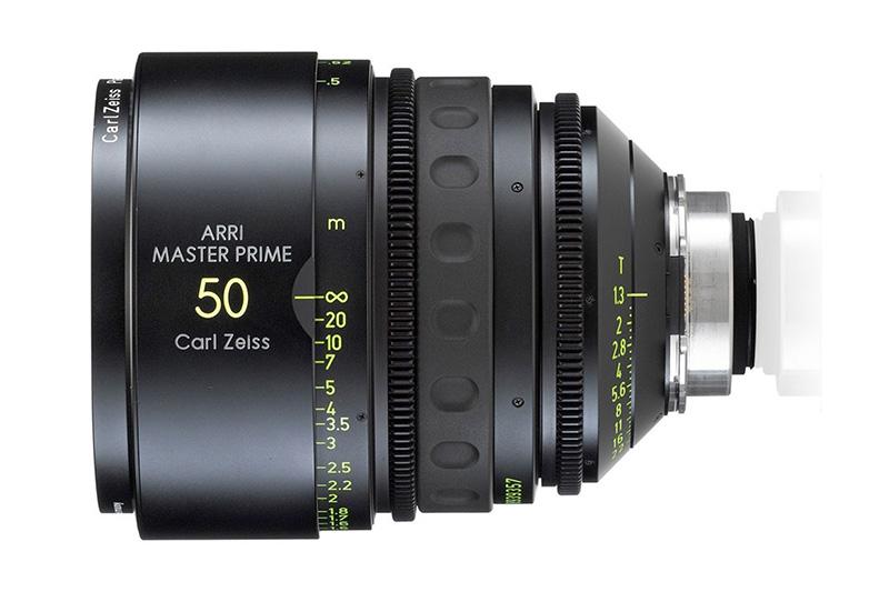 Zeiss   Master Prime 50mm T1.3   PL   Kit