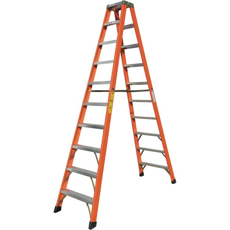 Ladder | 12' | Fiberglass