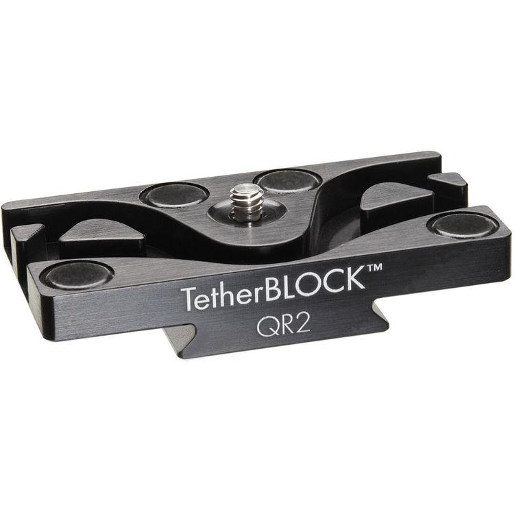 Tetherblock | QR2 Quick Release | Arca Swiss