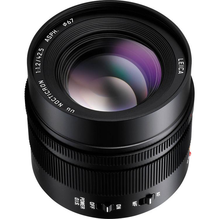 Panasonic Lens | 42.5mm F/1.2 | 4:3 | Kit
