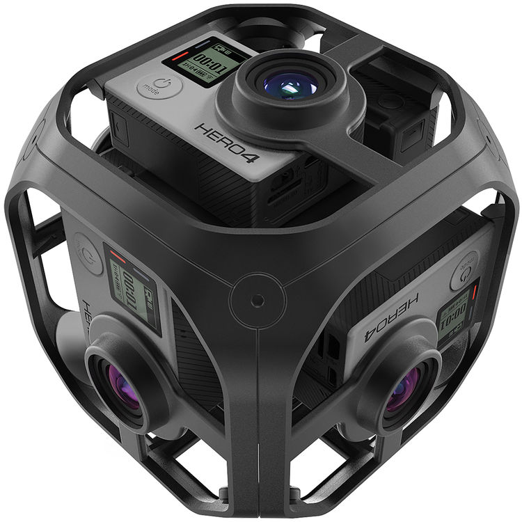 GoPro | Omni Sync Rig | Core | Kit