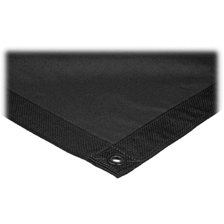 Overhead Fabric | 8x8' | Silk | Black