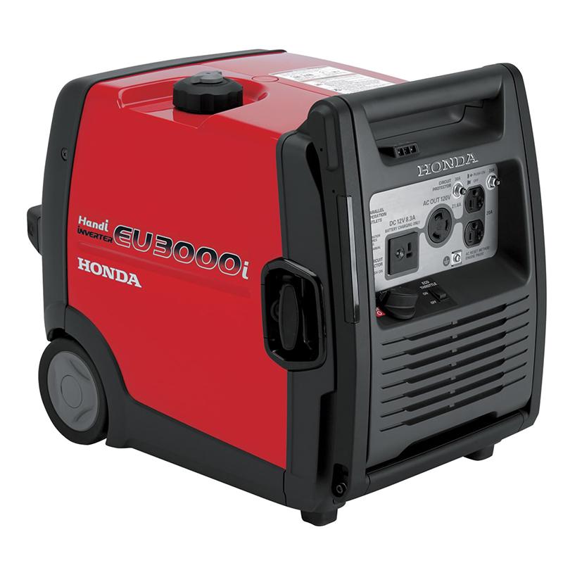 Honda | Generator | EU3000i | 3000 Watts