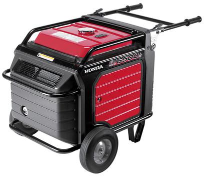 Honda | Generator | EU6500i | 6500 Watts