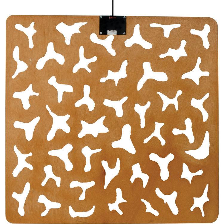 Cucoloris | 48x48 | Wood