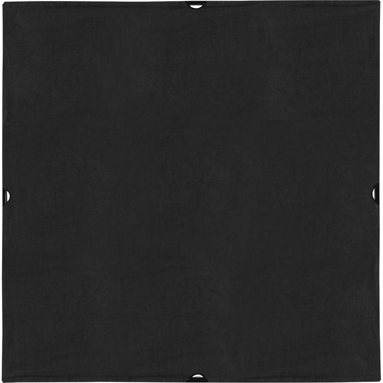 Scrim Jim | Fabric | 6x6' | Solid | Black