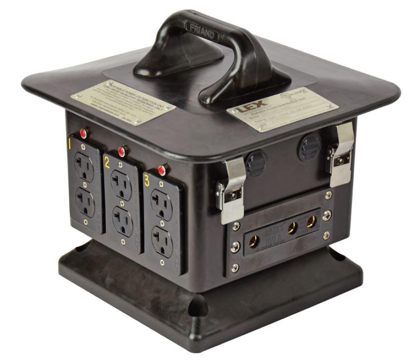 Distribution | Lunch Box | 60AMP | 120V