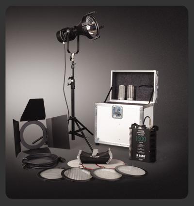 Joker Bug | K5600 | HMI Par Head | 1600W | Kit