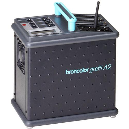 Broncolor | Grafit | A2 | 1600 Kit | 1 Pack 1 Head