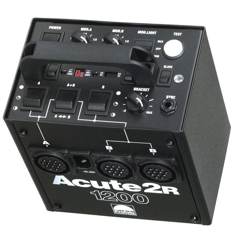 Profoto   Pro Acute   1200 Kit   1 Pack/1 Head