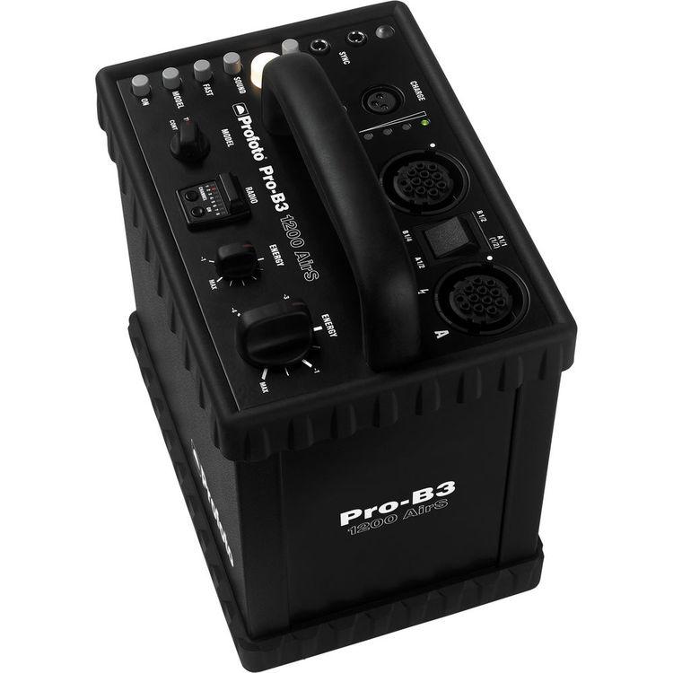 Profoto | B3 Battery Pack Kit | 1200W/S | 1 Head