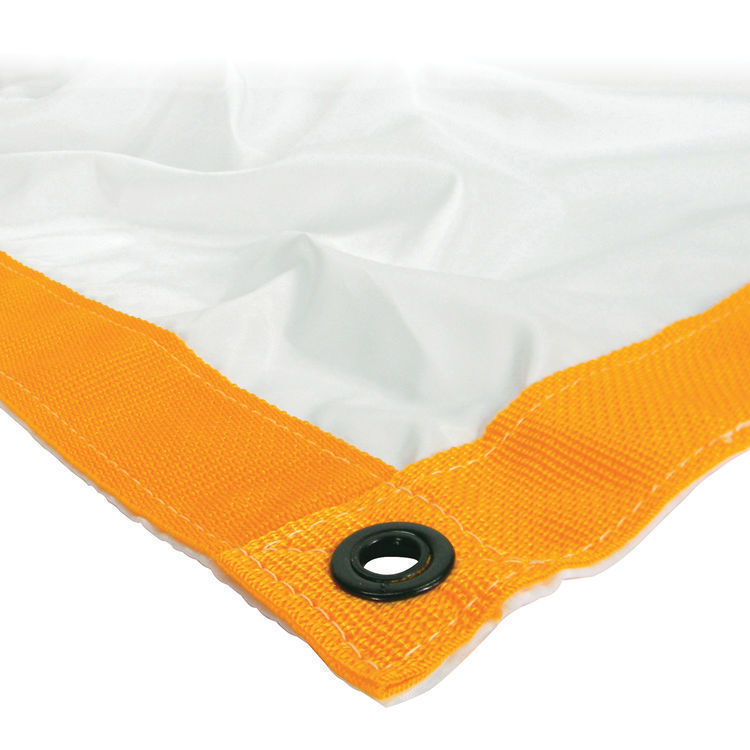 Overhead Fabric | 8x8' | Halo Silk 1 1/2 Stop | White
