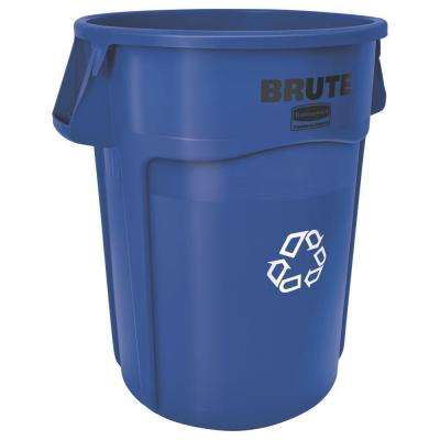 Recycling Can | 33 Gallon | Blue
