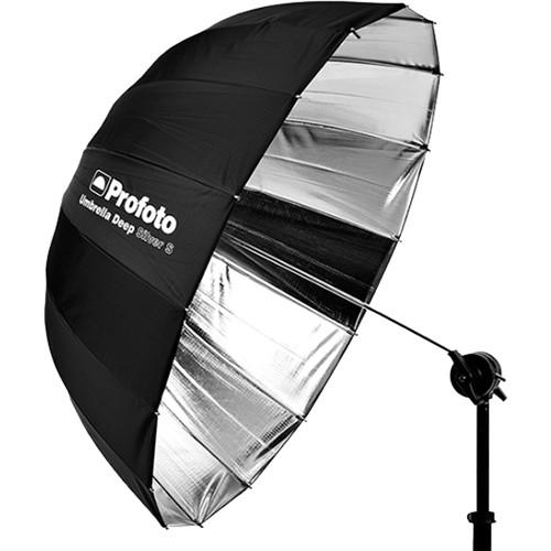 "Profoto | Umbrella | Silver | Small Deep | 33"""