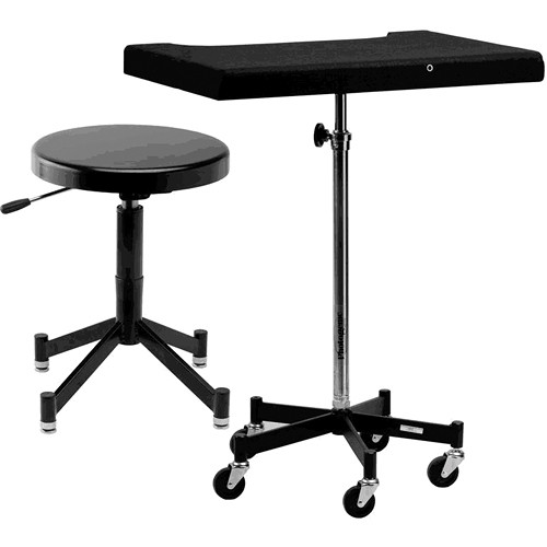 Posing Table & Stool | Adjustable | Kit