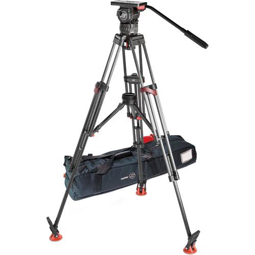 Sachtler   DV-12SB   Tripod Kit  