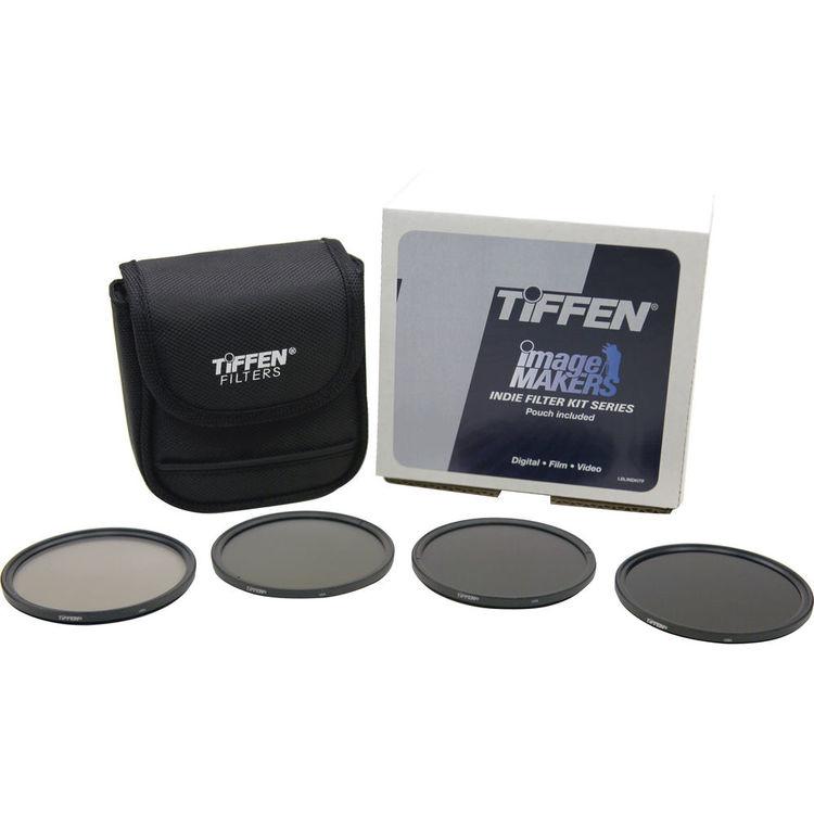 Tiffen Filter | 77mm | Neutral Density Kit | 0.3-1.2