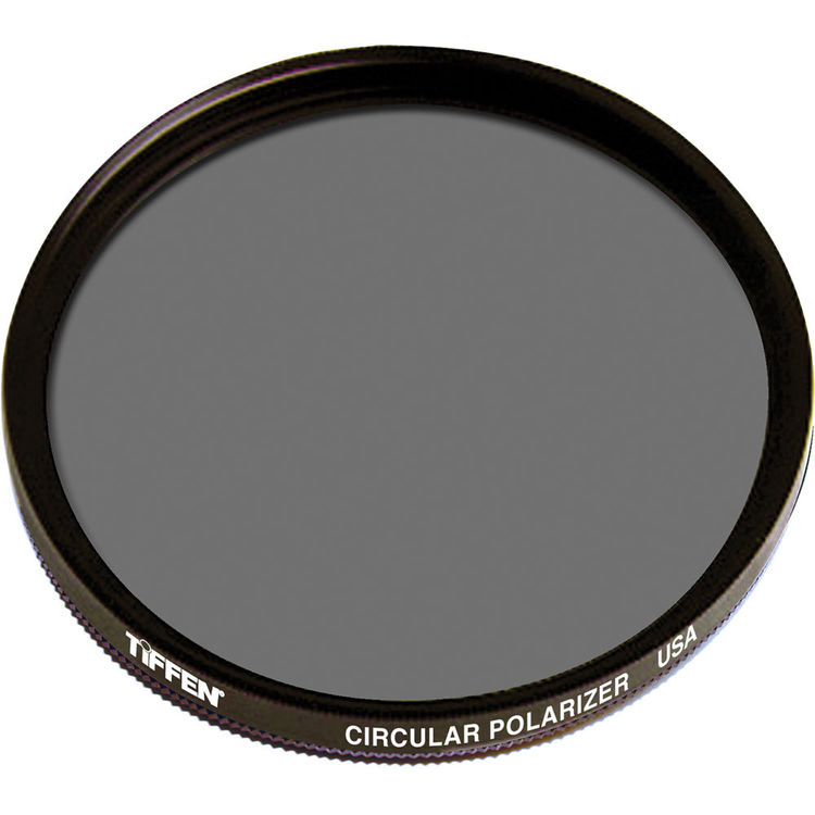 Tiffen Filter | 58mm | Circular Polarizer