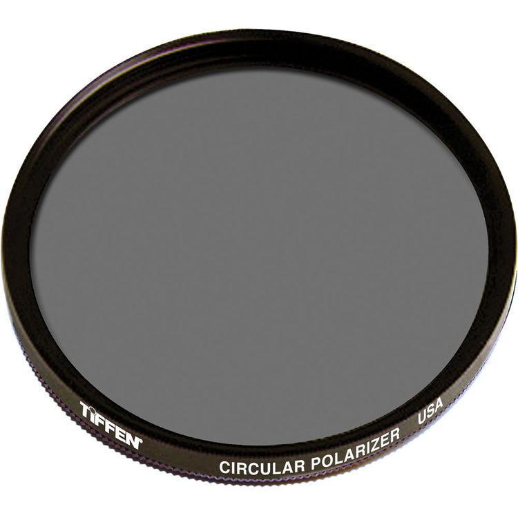 Tiffen Filter   58mm   Circular Polarizer