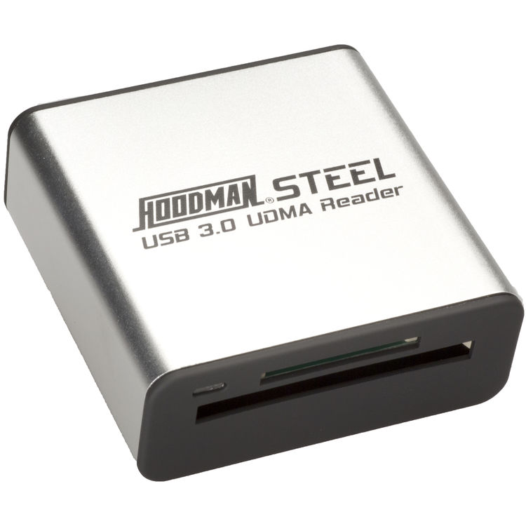 Hoodman | Card Reader | USB 3.0 | Kit