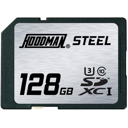 Hoodman | 128GB | U-3 | SD Card