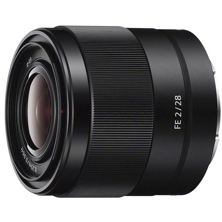 Sony | FE | 28mm | f/2.0 | Kit